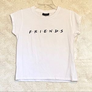 """Cotton On Essential FRIENDS """"Mini Fit"""" Tee Size S"""